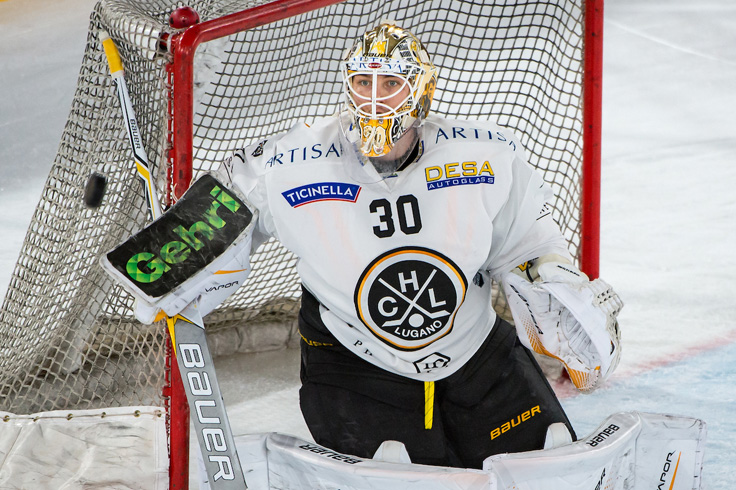 """NLA: Lugano's Habisreutinger - """"Our Next Goalie Will Be A Foreigner"""""""